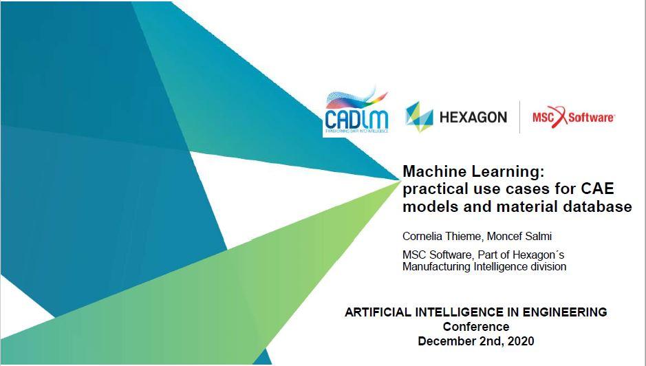 MSC Software CAE-Forum